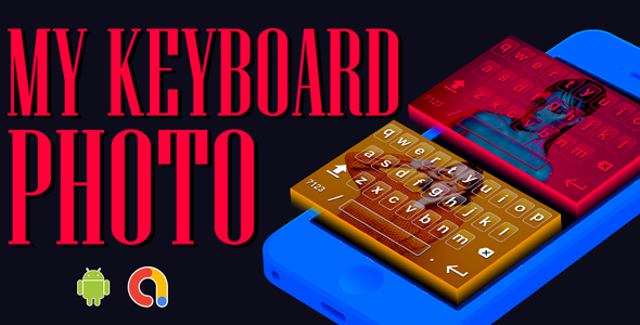 My Photo Keypad 2020   Picture Keyboard Customizer   My Gallery Photo Keyboard Android app