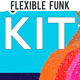 Funky Disco Daft Party Bass Kit