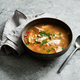 Meat and vegetables soup with herbs - PhotoDune Item for Sale