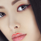 Asian beauty woman with creative make-up. Close-up portrait - PhotoDune Item for Sale
