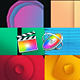Trendy Shape Transitions - VideoHive Item for Sale