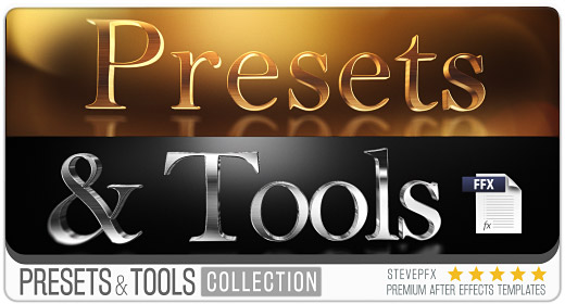 Presets and Tools