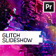 Glitch Slideshow for Premiere Pro - VideoHive Item for Sale