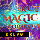 Magic Intro/ Elegant Particles/ Gothic Epic Metal 3D/ TV/ Shockwave/ Fire Explosion/Mystical Light - VideoHive Item for Sale