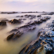 Sea And Waves On Rocks In Portugal Shore - PhotoDune Item for Sale