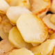 Potatoes fried in a pan on vegetable oil - VideoHive Item for Sale