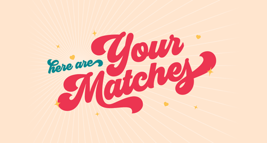 Your Creative Matches