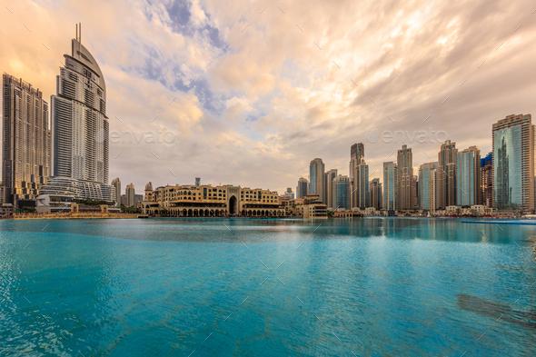 Dubai, United Arab Emirates - Stock Photo - Images