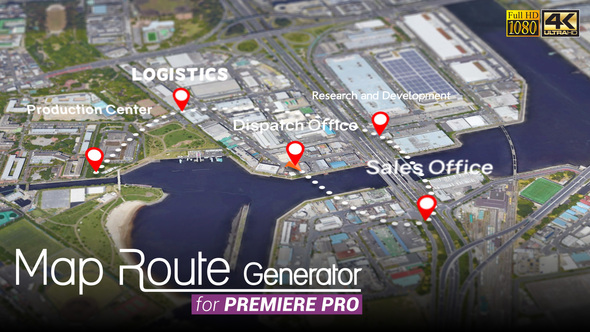 Map Route Generator - 18