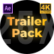 Trailer Pack - VideoHive Item for Sale