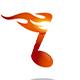 Flage Guitar Logo