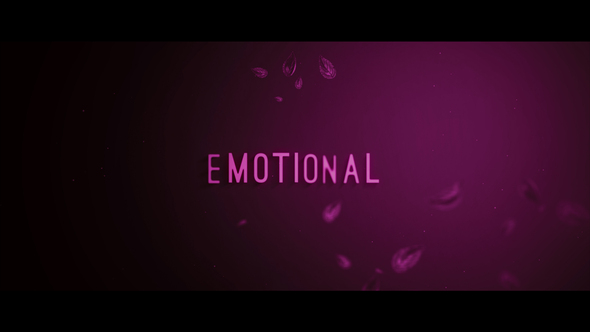 Silence – Emotional Intro