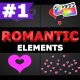 Romantic Elements | FCPX - VideoHive Item for Sale