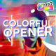 Colorful Opener | FCPX