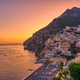 The famous village of Positano on the italian Amalfi coast - PhotoDune Item for Sale