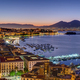 Naples and Mount Vesuvius - PhotoDune Item for Sale