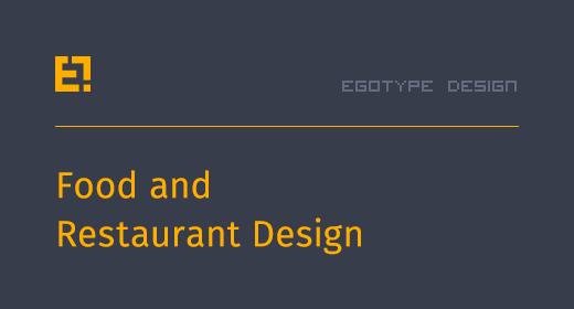 Egotype Food Designs