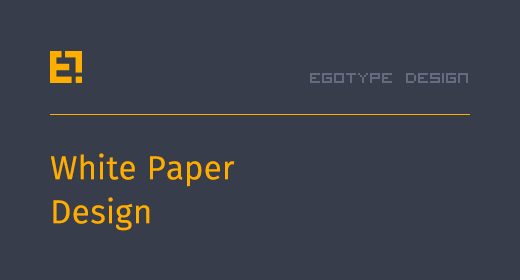 Egotype White Paper
