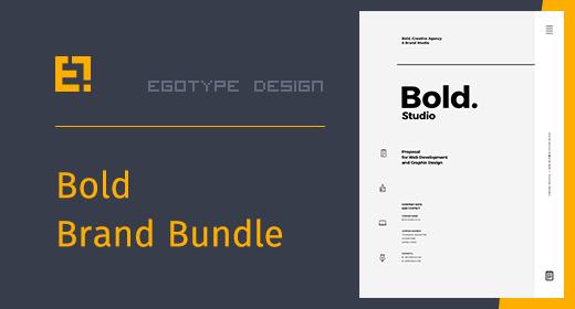 Bold Corporate Design Series