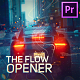 Digital Flow Modern Opener for Premiere Pro - VideoHive Item for Sale