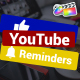 YouTube Reminders | FCPX - VideoHive Item for Sale