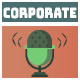 Upbeat Corporate Uplifting Inspiring