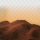 Windy Cocoa Desert - VideoHive Item for Sale