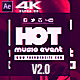 Hot Music Event v2 - VideoHive Item for Sale