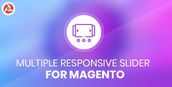 Multiple Responsive Slider For Magento