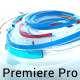 3d Ribbon Logo Reveal - Premiere Pro - VideoHive Item for Sale
