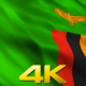 Zambia Flags - VideoHive Item for Sale