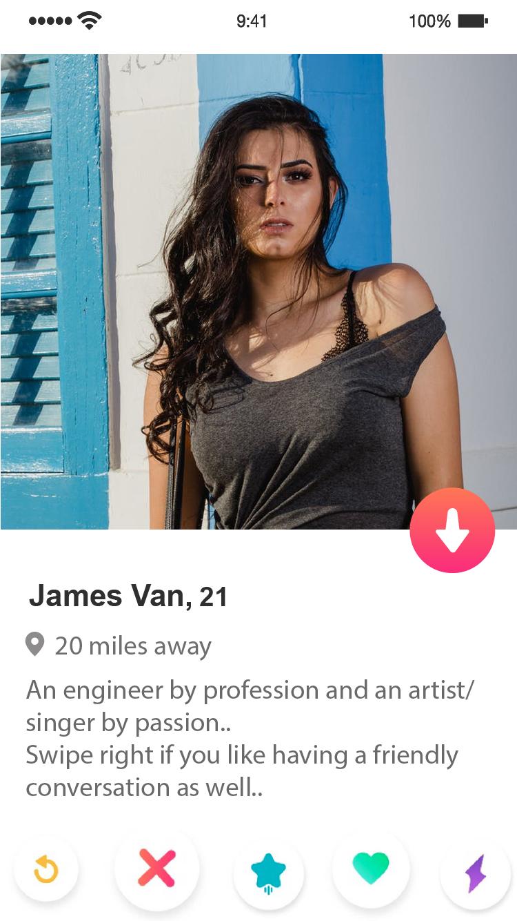 Binder Dating Site.