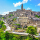 Matera ancient town i Sassi, Unesco site landmark. Basilicata, Italy. - PhotoDune Item for Sale