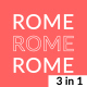 Rome | Instagram Stories - VideoHive Item for Sale