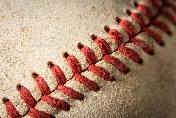 baseball ball - Stock Photo - Images