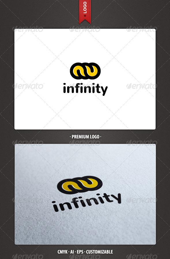 Inifnity Logo Template - Symbols Logo Templates
