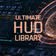 Ultimate FUI HUD Library - VideoHive Item for Sale