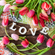 Colorful fresh tulips - PhotoDune Item for Sale