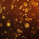 Gold Orange Glitter Dust - VideoHive Item for Sale