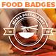 Food Badges MOGRT - VideoHive Item for Sale