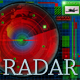 Abstract radar illustration - GraphicRiver Item for Sale