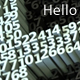 Hello Tag Made With Digits 2 - VideoHive Item for Sale
