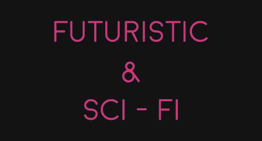 Futuristic and Sci-fi sfx