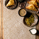 Turkish dessert baklava - PhotoDune Item for Sale