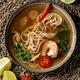 Asian noodle soup - PhotoDune Item for Sale