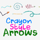 Crayon Style Arrows - VideoHive Item for Sale