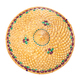 top view of Asian conical straw hat isolated - PhotoDune Item for Sale