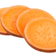 Sweet potato i. batatas sliced, paths - PhotoDune Item for Sale