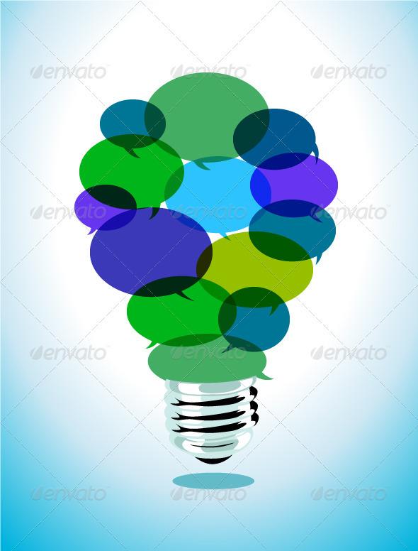 Collective Idea - Conceptual Vectors