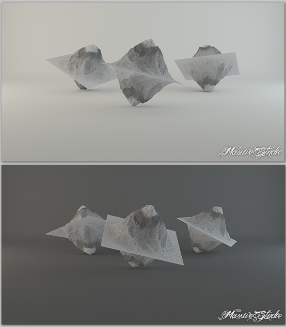 Vray Render Setup For 3Ds Max - 3DOcean Item for Sale